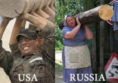 US Marine Training / Meanwhile in Russia--lol! Humor Militar, Meanwhile In Russia, Funny Jokes, Hilarious, Funny Humour, Stupid Funny, Military Humor, Us Marines, Funny Bunnies
