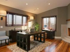 10 Tips for Designing Your Home Office : Rooms : Home & Garden Television