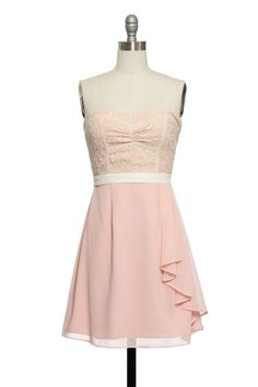 Pretty in Pink Lace Dress | Vintage, Retro, Indie Style Dresses