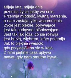 Motto, Aster, Day, Polish Sayings