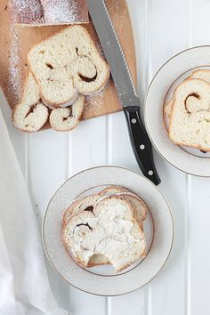 Cinnamon swirl bread | Sweet Treats | The Lifestyle Edit