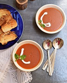 Curried Tomato Soup