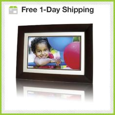 Nice #eBayHolidayPinParty  HP_10_1_inch_LCD_Digital_Picture_Frame_Calendar_Display___Overnight_Service