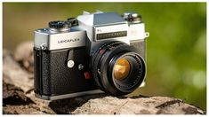 Slr Film Camera, Leica Camera, Leica M, Vintage Cameras, Binoculars, Cool Photos, Lens, Klance, Lentils