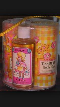 Tinker bell, instill remember this smell