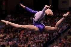 Gymnastics~ Rebecca Bross