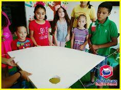 🍀#Campamento de #Verano #AES #2017🍀 😃🏠🌲🌻🍔🍟🍕🍗🍎🍏📚📒📱💭💿💻😃 #Diversión #Competencias #Juegos #Destreza #SummerCamp #Fun ● 3er día / 1ra semana ●