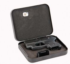 Lockdown keyed Ultra Compact Handgun Vault available from Exploreproducts.com