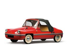 1957 Victoria 250 Microcar