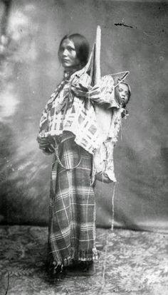 Портреты коренных народов Северной Америки