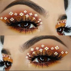 Fancy Makeup, Bridal Eye Makeup, Creative Eye Makeup, Goth Makeup, Colorful Eye Makeup, Makeup Inspo, Wedding Makeup, Bronze Eye Makeup, Hazel Eye Makeup