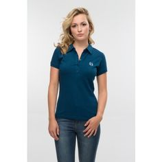 Shop the latest polo t-shrit for girls in various variety of styles and color.
