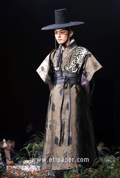 Korean Clothes, Korean Outfits, Korean Wave, Korean Men, Korean Traditional, Traditional Outfits, Men's Outfits, Fashion Outfits, Fantasy Clothes