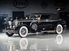 1931 Rolls-Royce Phantom II Craydon Convertible Victoria