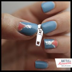 Zipped Nails for Bourjois