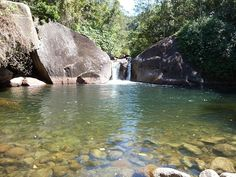 Cachoeira Poção - Maromba