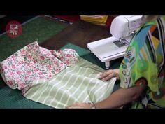Vida com Arte | Carteira em Tecido sem Costura por Cláudia Ferreira - 30 de Setembro de 2014 - YouTube