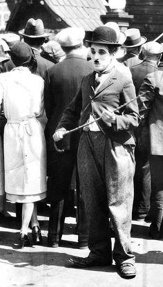 fuckyeahchaplin:  Charlie in The Circus c.1928