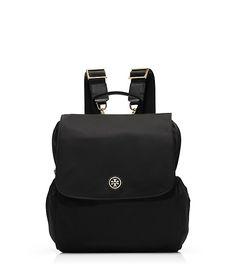 093de79f0da Tory Burch Travel Nylon Baby Backpack Diaper Backpack, Diaper Bags, Baby  Lamb, Unique