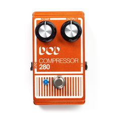 Fresh squeezed. We proudly present the DOD Compressor 280 (2014). With the DOD 280, you can tame...