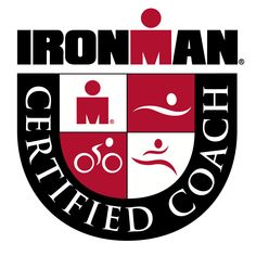 The official IRONMAN® Certified Coach Badge.