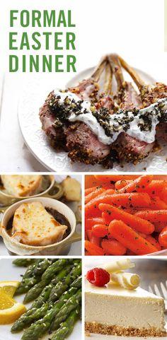 Easter dinner ideas easter dinner and lamb on pinterest for Non traditional easter dinner ideas