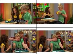 Austin and Ally. Dez is such a derp