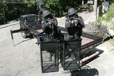 PMERJ Polícia Militar Estado do Rio de Janeiro (BOPE) - Na luta diária contra o crime.