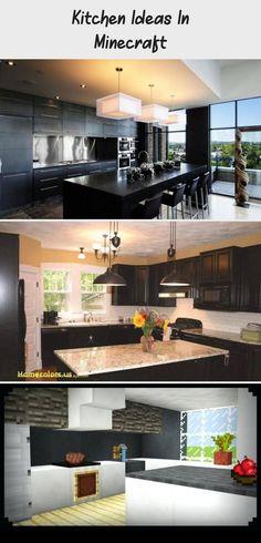 10 Best Minecraft Kitchen images
