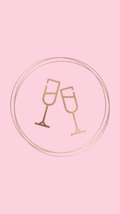 Wine Glasses Instagram Blog, Pink Instagram, Instagram And Snapchat, Instagram Story Template, Instagram Story Ideas, Instagram Fashion, Moda Instagram, Wine Icon, Lip Wallpaper