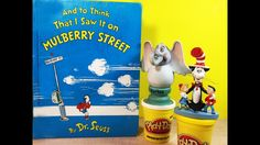 AND TO THINK THAT I SAW ON MULBERRY STREET. By Dr. Seuss.  Read aloud by...