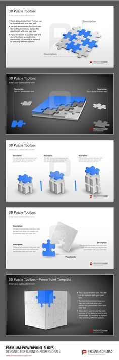 Kreative Foliendesigns für Business PowerPoint-Präsentationen http://www.presentationload.de/powerpoint-charts-diagramme/