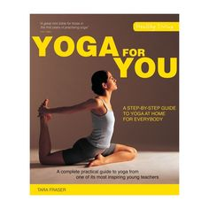 #Healthy #Living: #Yoga For You: A Step-by-step #Guide to #Yoga at #Home for #Everybody  shop now--->>> http://goo.gl/b1xA9r