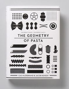geometry of pasta book cover.