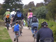 Ride the Cook Park Recreational Cycleway along Sydney's famous Botany Bay foreshore. To the north it connects with the Cooks River Cycleway at Tempe and leads to Olympic Park at Homebush Bay (called the Bay to Bay Cycleway). It is an easy ride suitable for all ages. The cycleway begins at Cahill Park, Wolli Creek and ends at Fraters Avenue, Sans Souci. #ride #bike #mcgrathstgeorge