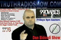 TRUTH RADIO SHOW w/Dan Bidondi  SPECIAL ANNOUNCEMENT & UPDATE! http://youtu.be/jN0v0eETK_8