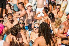 Fotos aus dem Club Zrce Beach (Novalja / Insel Pag) im Sommer 2014. Freundlicherweise zur Verfügung gestellt von Klemen Stular. Get ready for Zrce 2015 #party