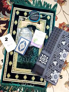 What to Pack for Hajj Part 3 {Healthcare and Religious Items}