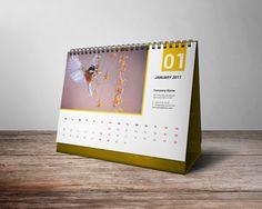 Best #deskcalendar, calendar 2017, desk calendar 2017, corporate calendar 2017, 2017 new calendar, calendar template 2017