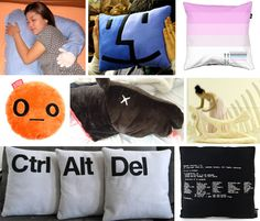 30 Clever Cushions & Crafty Pillows…These are amazing!