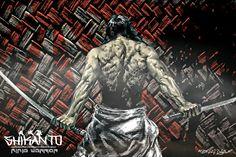 The Shikanto Ninja Warrior - A Rogue within the Samurai