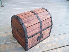 DIY Zelda treasure chest - with sound.