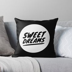 Promote | Redbubble Sweet Dreams, Promotion, Throw Pillows, Cushions, Decorative Pillows, Decor Pillows, Scatter Cushions