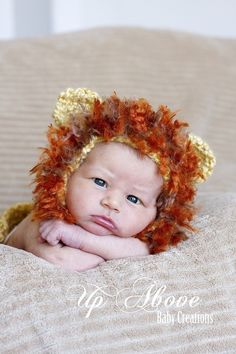 I haven't seen the instructions yet, but I am ordering them. I just hope I can find the yarn for the mane.
