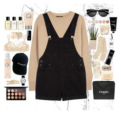 """#65"" by spookyc-x ❤ liked on Polyvore featuring The Row, Monki, Davines, Tom Ford, Chanel, MAC Cosmetics, Alicia Hannah Naomi, TokyoMilk, People Tree and PLANT"