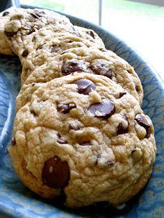 Chocolate Therapy: Chocolate Chunk Cookies