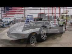 1982 Chevy Corvette silver - YouTube #GRAutoGallery