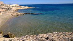 Playita cerca de el  Playazo de Rodalquilar - Cabo de Gata