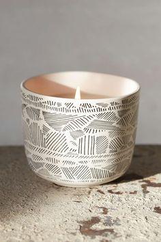 Amari Ceramic Candle