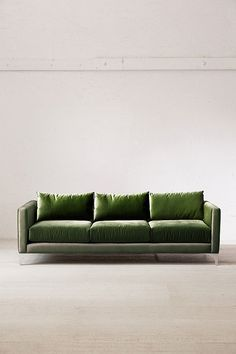 home decor accessories uncomplicated note 8796401498 - From comfy to vibrant home decor inspirations. Stored at unique home decor accessories , easily generated on this day 20190302 Retro Home Decor, Unique Home Decor, Living Room Sofa, Living Room Decor, Bedroom Couch, Living Area, Living Rooms, Green Velvet Sofa, Green Couches
